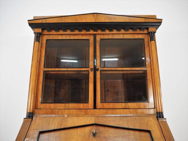 Antique Biedermeier Cupboard For Sale 1