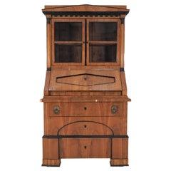 Antique Biedermeier Cupboard