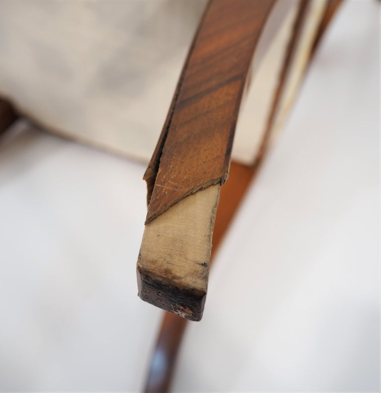 Antique Biedermeier Dining Chairs by Josef Danhauser, Set of 6 In Fair Condition For Sale In Bielsko Biala, slaskie