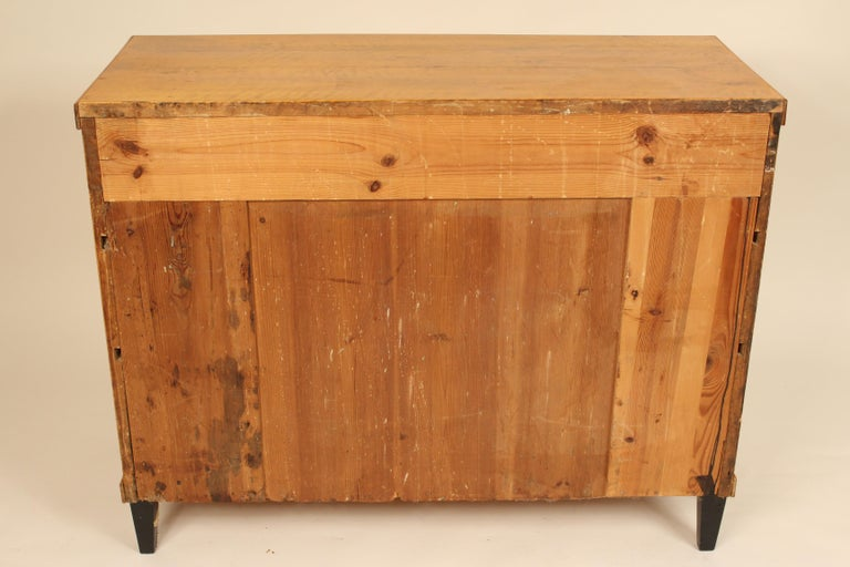 Antique Biedermeier Style Chest of Drawers For Sale 6