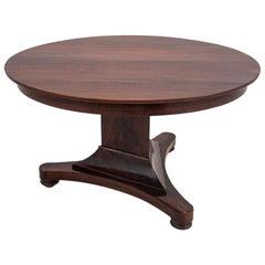 Antique Biedermeier Table, Scandinavia, circa 1850