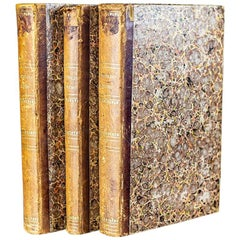 Antique Books circa 1696, The Life of Leopold I Hapsburg
