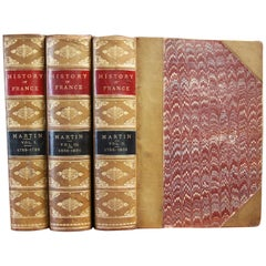 Antique Books, History of France