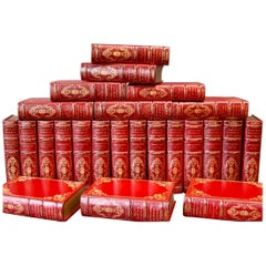 Antique Books, The Complete Works of Count Leo Tolstoy