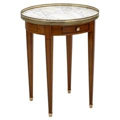 Antique Bouillotte Table