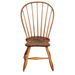 Antique Bow-Back Windsor Chair