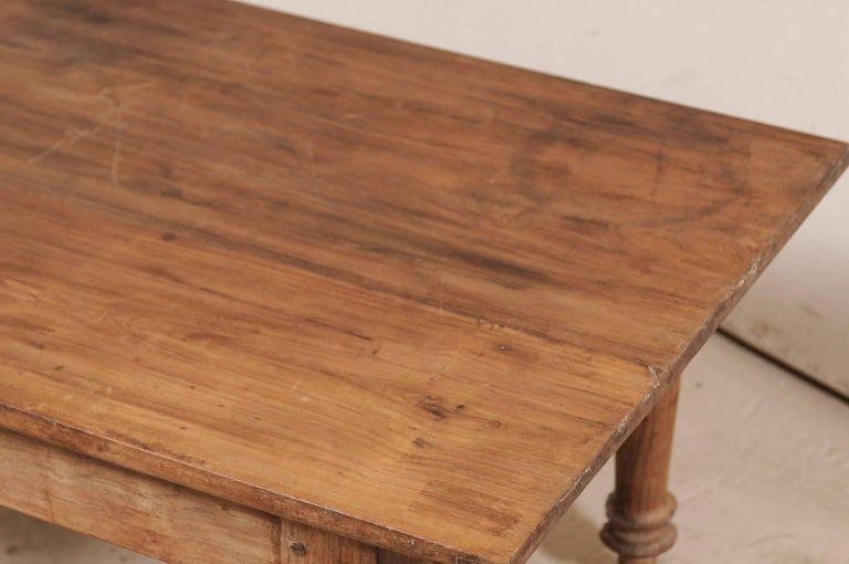 Antique Brazilian Wood Table or Bench from the Early 20th Century For Sale 2