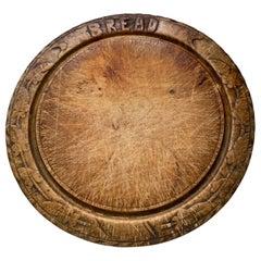 Antique Breadboard