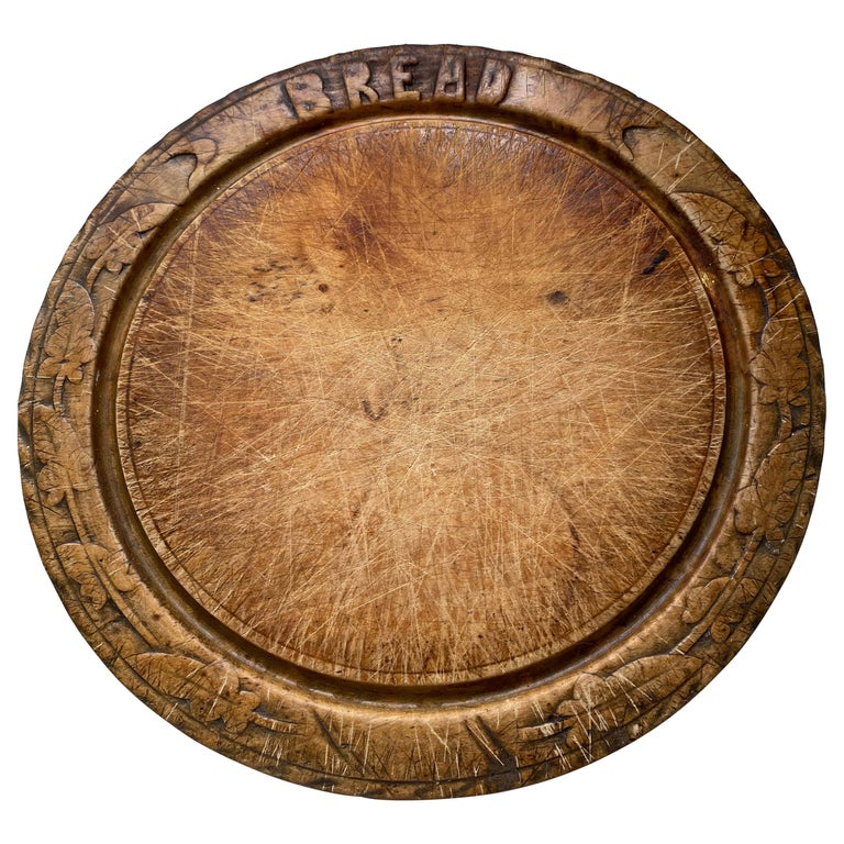 Antique Breadboard For Sale