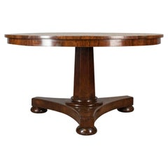 Antique Breakfast Table, English Regency, Rosewood, Dining, circa 1820