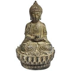 Antique Bronze Buddha, Young Buddha