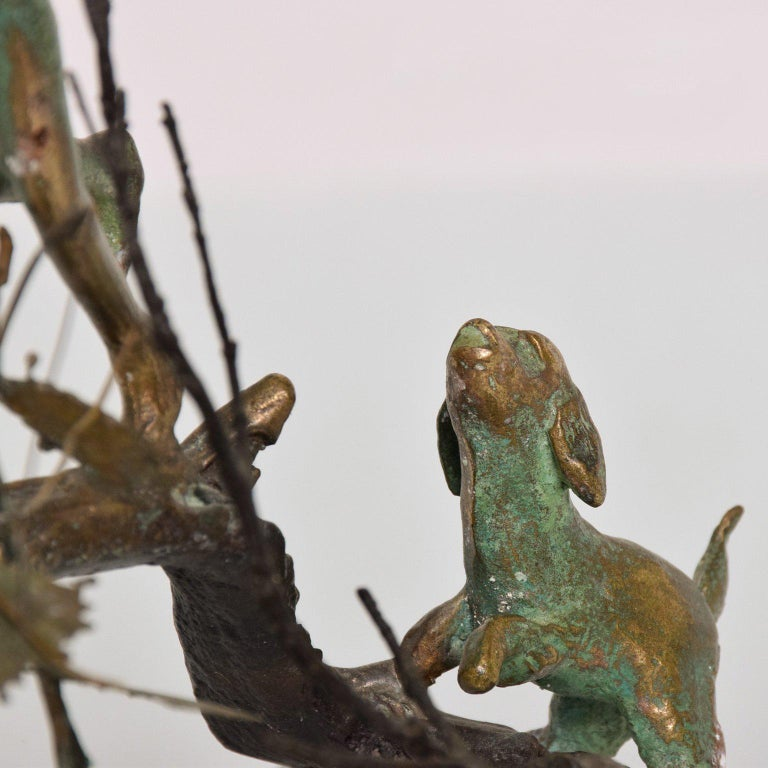 American Classical Antique Bronze Sculpture