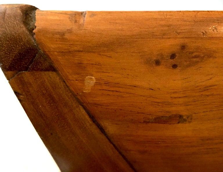 Antique Bruno Paul Mahogany Shelf Cabinet Étagère For Sale 1