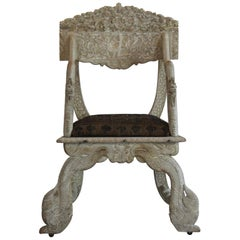 Antique Burmese Chair