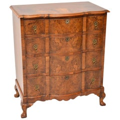 Antique Burr Walnut Chest of Drawers