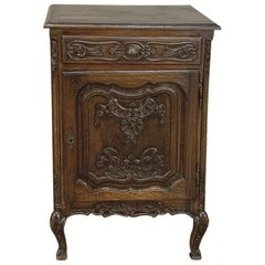 Antique Cabinet, Country French Confiturier