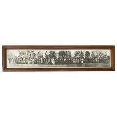 "California Historical ""Assessors at Glenwood Mission Inn"" Photo, circa 1912"