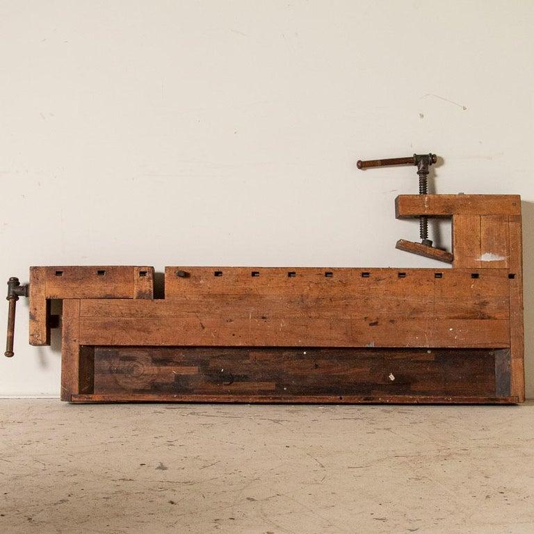 Antique Carpenter's Workbench, Denmark 2