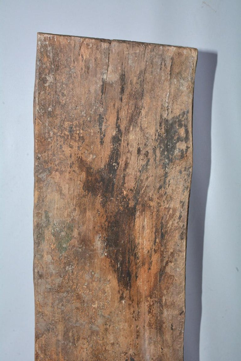 Antique Carved Wood Sculpture For Sale 3