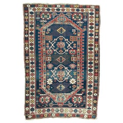 Antique Caucasian Chirwan Rug