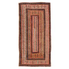 Antique Caucasian Ganjeh Rug
