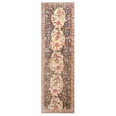 Antique Caucasian Karabagh Runner. Size: 5 ft 3 in x 15 ft 4 in (1.6 m x 4.67 m)