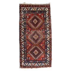 Antique Caucasian Kazak Rug, Russian Empire '1721-1917'