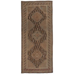 Antique Caucasian Khila Rug