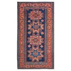 Antique Caucasian, Lesghi Rug