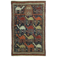 Antique Caucasian Shirvan