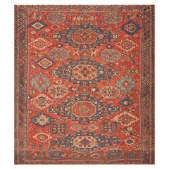Antique Caucasian Soumak Rug