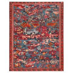 Antique Caucasian, Soumak Rug