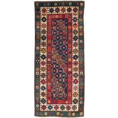 Antique Caucasian Talish Runner