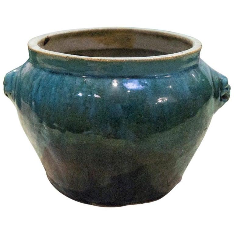 Antique Ceramic Pickle Pots, 19th Century, China For Sale