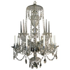 Antique Chandelier, George III