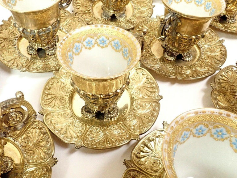 Antique Charles Lewis Tiffany And Co Lenox China