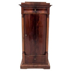 Antique Chest of Drawers, a Bar Cabinet from the End of the 19th Century