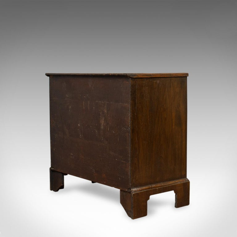 Antique Chest of Drawers, English, Regency, Mahogany, Chest, Early 19th Century For Sale 1