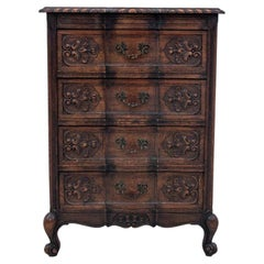 Antique Chest of Drawers, Western Europe, circa 1910