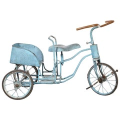 Vintage Tricycles - 33 For Sale on 1stdibs