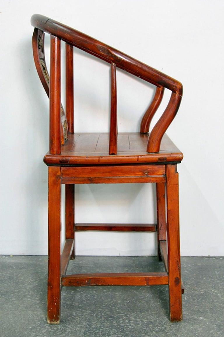 Antique Chinese Armchair For Sale at 1stdibs