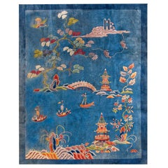 1920s Chinese and East Asian Rugs