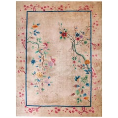 Antique Chinese Art Deco Rugs