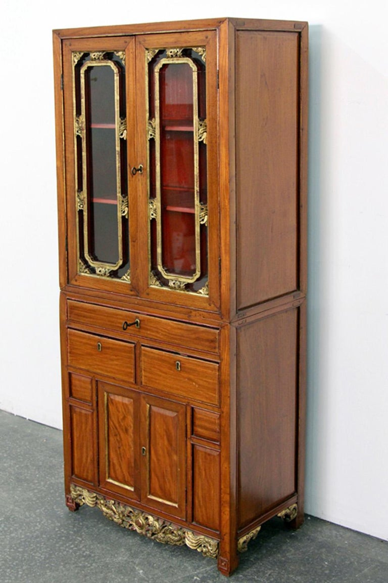 Early 20th Century Antique Chinese Cabinet