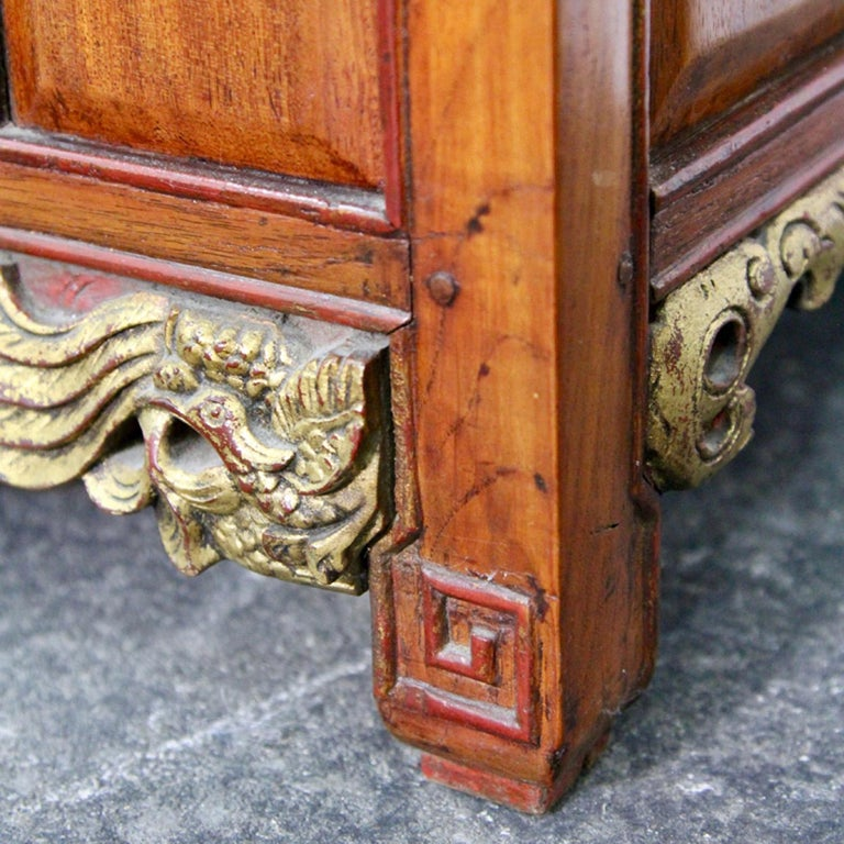 Antique Chinese Cabinet 4