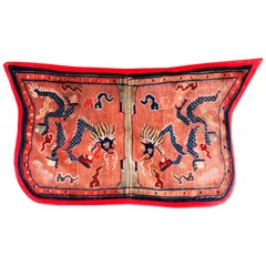 Antique Chinese Horse Cover