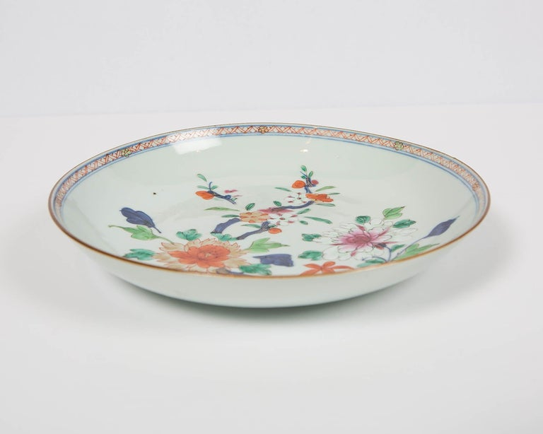 18th Century Antique Chinese Imari Pattern Dish For Sale
