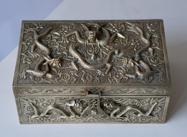 Chinese Jewelry Box For Sale 4