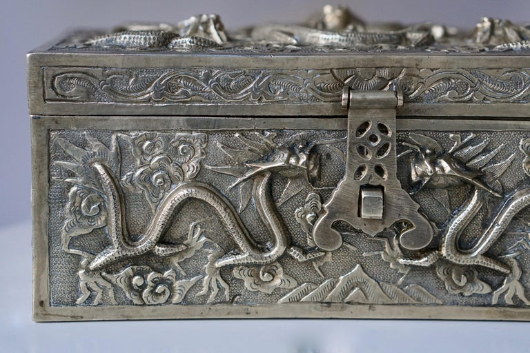 Chinese Jewelry Box For Sale 5