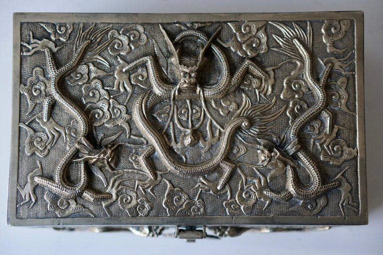 Chinese Jewelry Box For Sale 6
